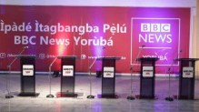 Kwara Elections: Accord, ANRP, Labour party candidates debate. [PHOTO CREDIT: BBC Yoruba]