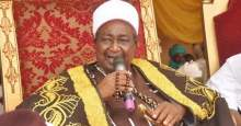 Emir of Lafia, Isah Mustapha Agwai I. [PHOTO CREDIT: Voice of Nigeria VON]