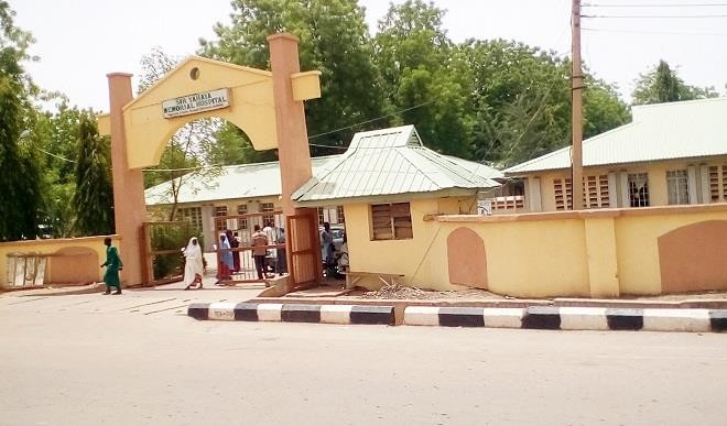 Federal Medical Centre, Birnin Kebbi, Kebbi State. [PHOTO CREDIT: Daily Trust