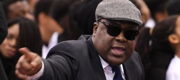 Felix Tshisekedi (Photo Credit: BBC)