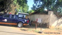 Siege at Dino Melaye's residence enters eight day
