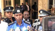 The Inspector General of Police,, Mohammed Adamu