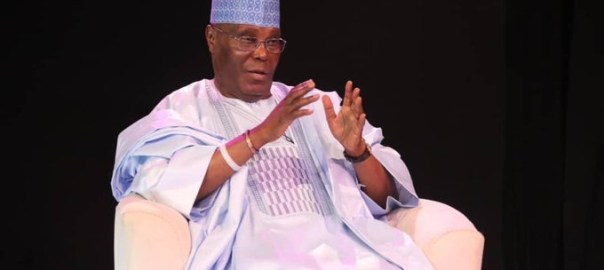 PDP presidential aspirant, Atiku Abubakar. [PHOTO CREDIT: Atiku Twitter handle]