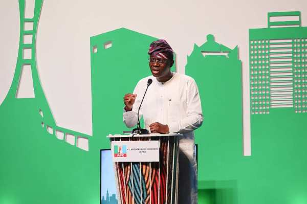 Babajide Sanwo-Olu (Photo Credit: Twitter handle)