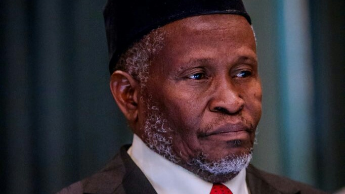 Image result for Mr. Justice Ibrahim Tanko Muhammed.