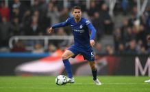 Jorge Luiz Frello Filho - Jorginho during the Premier League match between Newcastle United and Chelsea FC at St. James Park on August 26, 2018 in Newcastle upon Tyne, United Kingdom. Getty Images