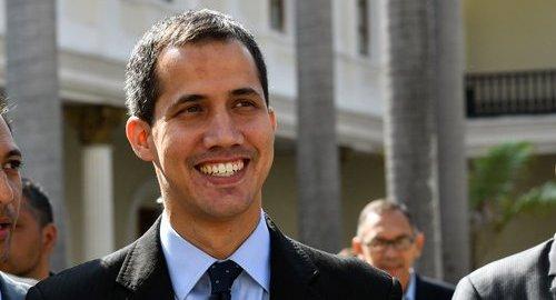 Juan Guaido_Venezualan_President