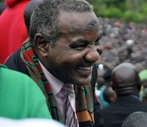 Former Zambia VP dies at 68 in South Africa after illness