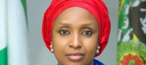 Hadiza Bala Usman, managing director Nigeria Ports Authority (NPA)