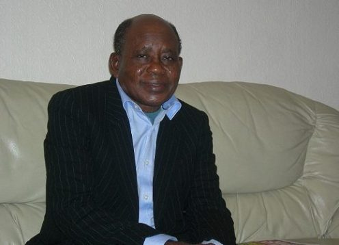 A former governor of Borno State, Muhammed Goni
