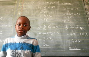 Sibahle Zwane a 10 year old boy who goes to school at Olivansvlie Primary. Zwane has a rear ability of calculating and maths sum you give from the top of his head. Zwane says he sees the numbers in his head when a math sum is posed to him. Zwane wants to become a pilot when he grows up. PICTURE: KABELO MOKOENA