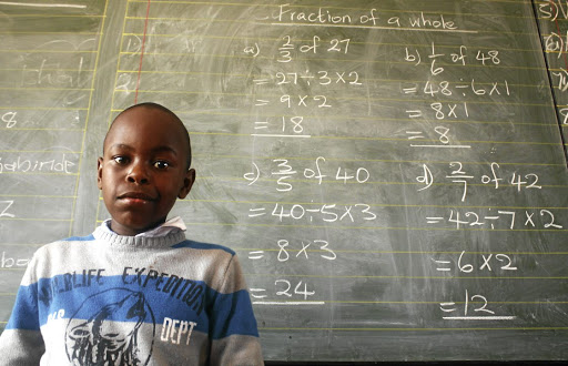 Zwane has the amazing ability to answer complex arithmetic questions faster than a calculator and in seconds.