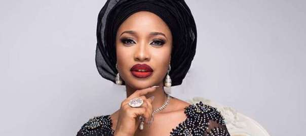 Controversial Nollywood actress, Tonto Dikeh