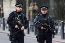 UK police [Photo: Evening Standard]
