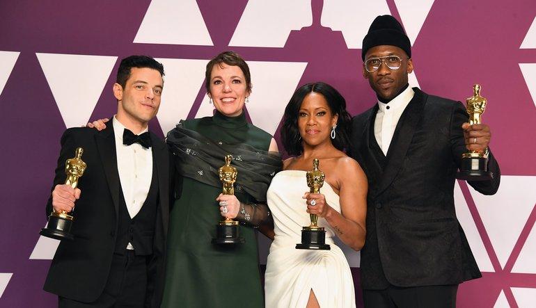 2019 Oscar Award winners photos courtesy Oscars
