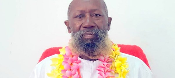 Sat Guru Maharaj Ji [Photo: PREMIUM TIMES - Ben Ezeamalu]