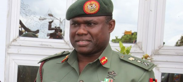 Lieutenant General Kenneth Minimah,