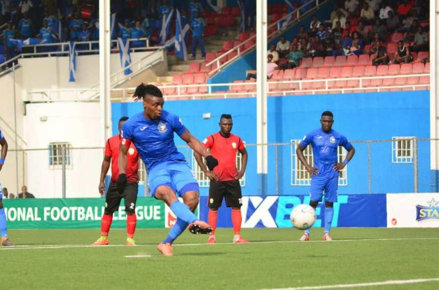 Enyimba Vs Katsina United