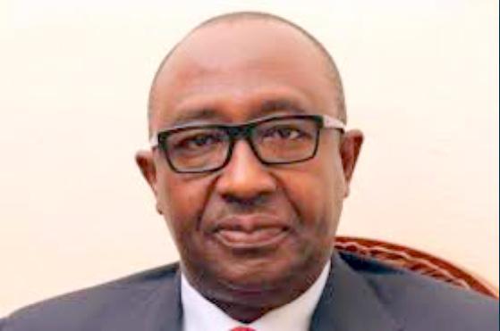 Nigeria's former minister of justice, Bayo Ojo