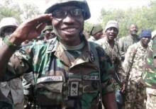 Major General Lamidi Adeosun (Photo: Courtesy http://www.savidnews.com)