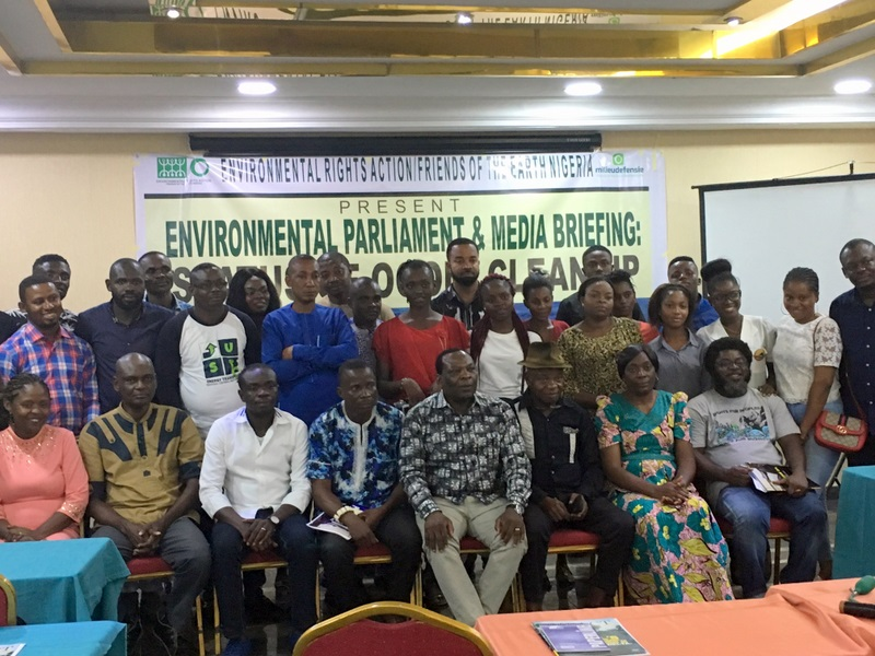 Ogoni Clean up: Group launches community monitors