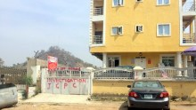 One of the properties seized by ICPC