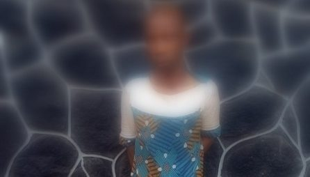 man who allegedly raped 6 year old