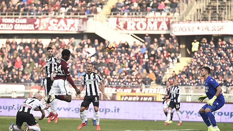 Ola Aina was the winner for Torino [Torino]