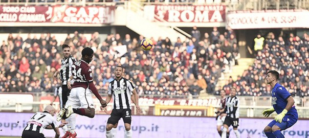 Ola Aina was the winner for Torino [Torino]