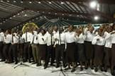 Adeboye leads thanksgiving Service for Osinbajo. [PHOTO CREDIT: Segun Komolafe]