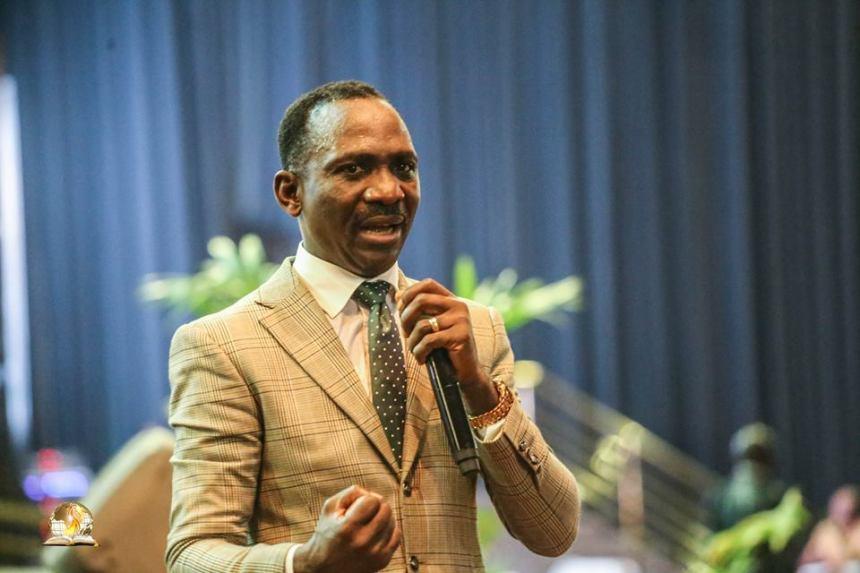 Senior Pastor of Dunamis International Gospel Centre,Paul Eneche[PHOTO CREDIT: Official Facebook page]