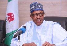 President Muhammadu Buhari Galadima Katsina Justice