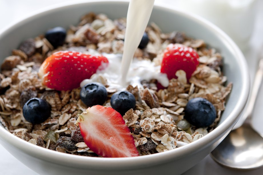 will eating just weetabix help me lose weight