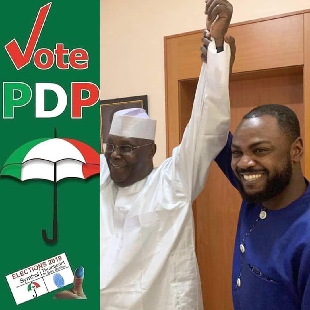 Popular Kannywood entertainer and Muhammadu Buhari supporter, Adam Zango, has dumped his support for the ruling All Progressives Congress (APC).