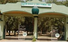Kano University of Science and Technology, Wudil. [PHOTO CREDIT: Official website if the university www. kustwudil.edu.ng]
