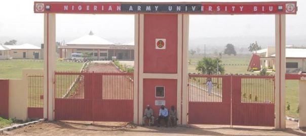 Nigeria Army University, Biu