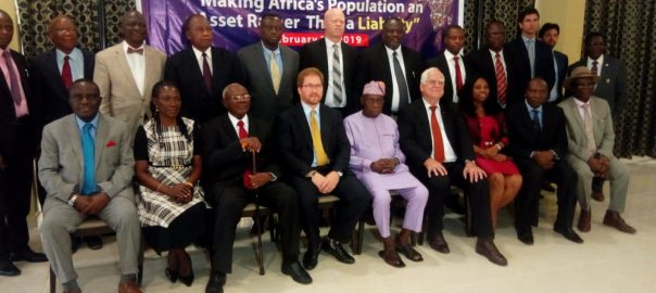 OBASANJO, EXPERTS MEET ON POPULATION IN AFRICA