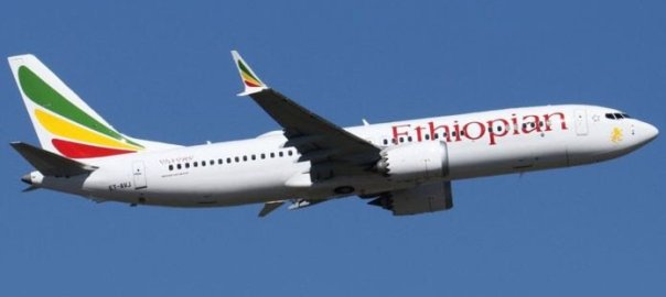 Ethiopian Airline (Photo Credit: BBC)