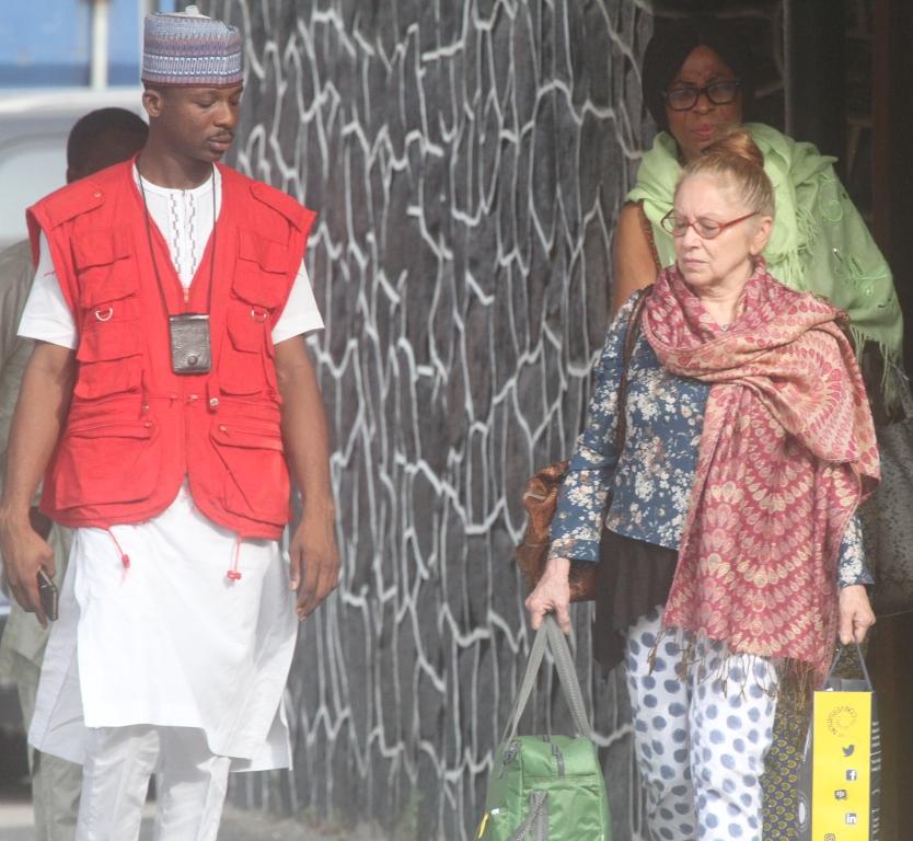 Arraignment of Floriana De-Stefani and Stela Ndubuisi Ogboru (2)