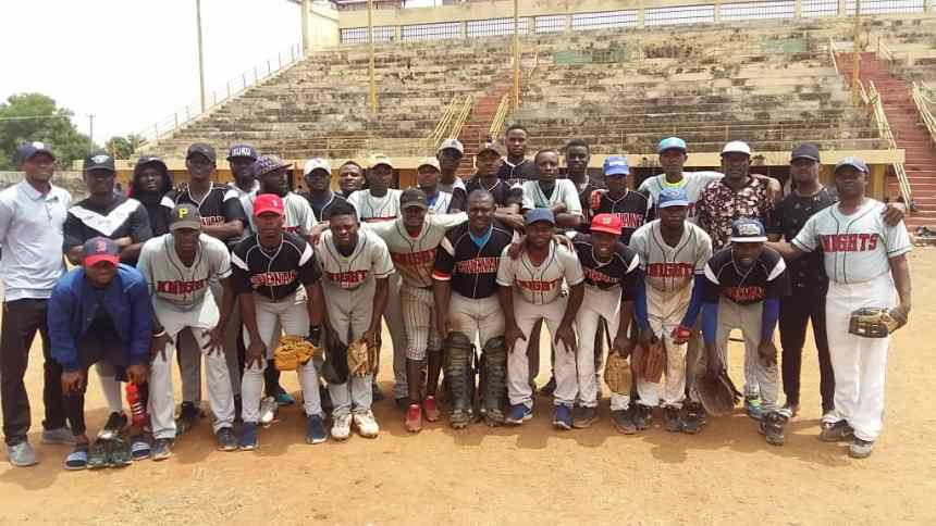 Nigeria Baseball team