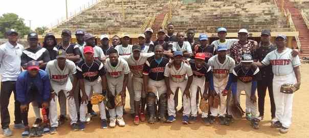 Nigeria Baseball team