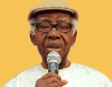Gabriel Okara (Photo Credit: Vanguard Newspaper)