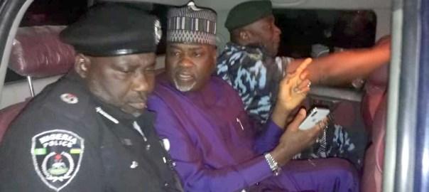 Police arrest Kano Deputy Governor