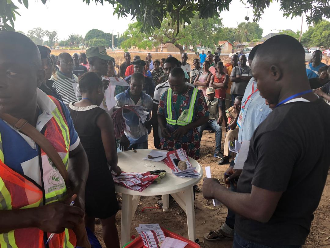 Benue Governorship: Final results of supplementary election (LIVE UPDATES)