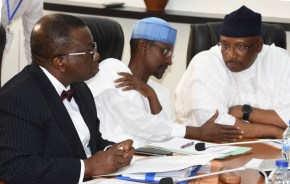 SGF swears in 2019 Interministerial Presidential Inauguration Committee in Abuja