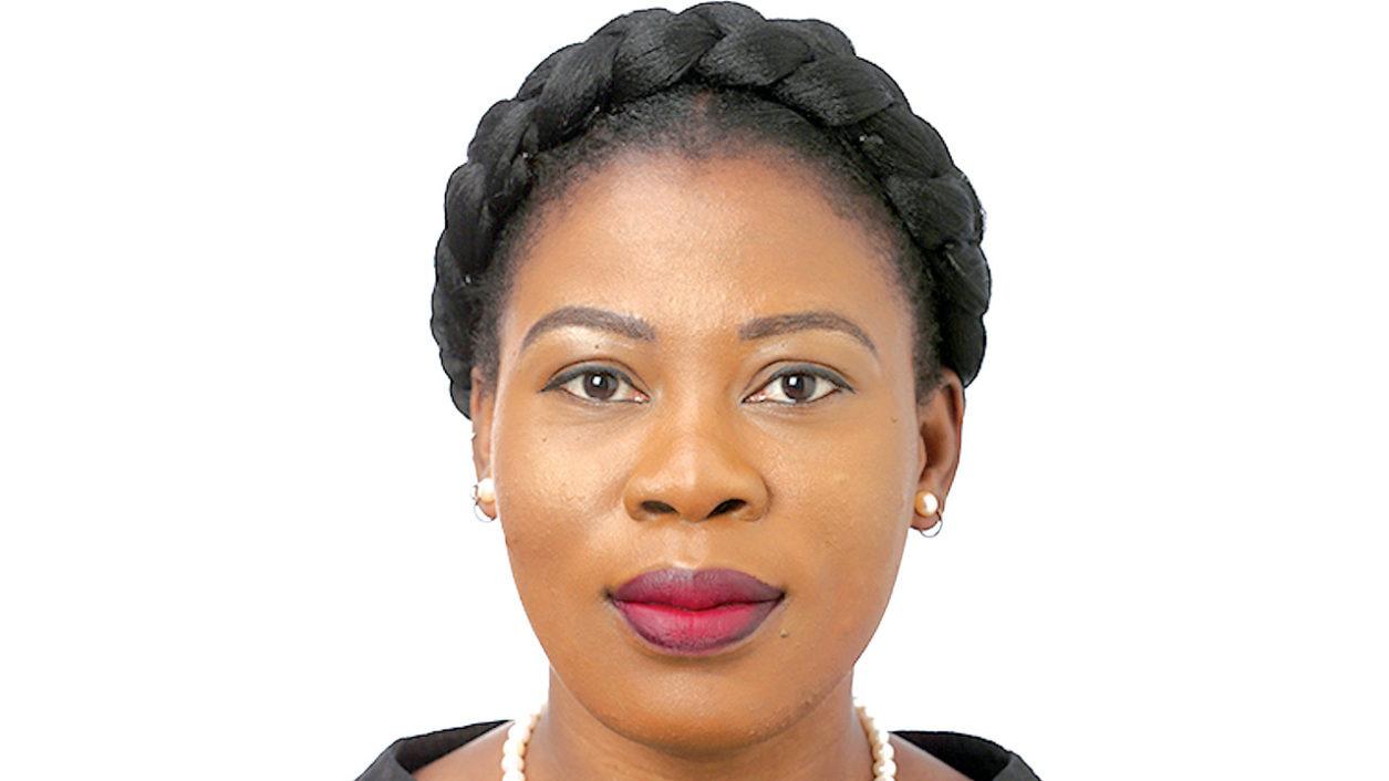 A Nigerian journalist, Ruona Meyer
