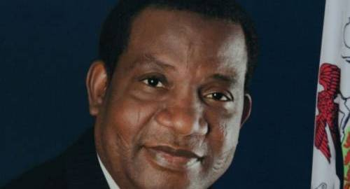 Plateau State Governor, Simon Bako Lalong (Photo Credit: Sahara Reporters)
