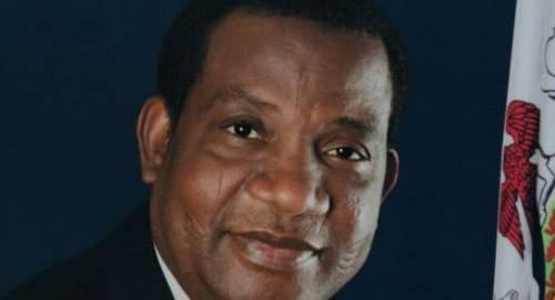 Plateau State Governor, Simon Bako Lalong (Photo Credit: Sahara Reporters)