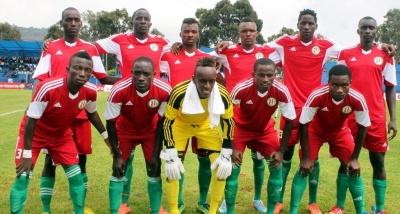 Burundi football team (Photo Credit: soka25east)