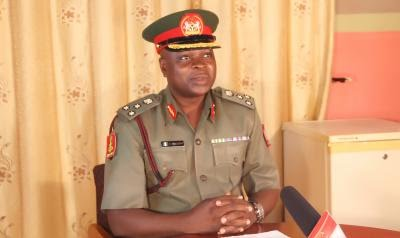 Brigadier General Shuaibu Ibrahim